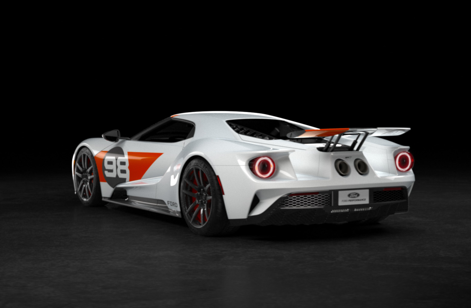 2018 Ford GT Heritage Edition - The Speed Journal