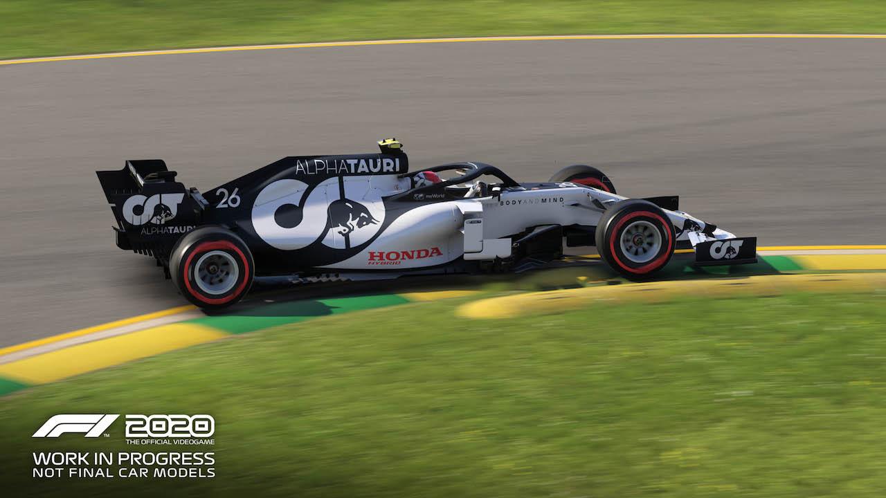 TEST JEU VIDEO F1 2020 - AUTO MAG