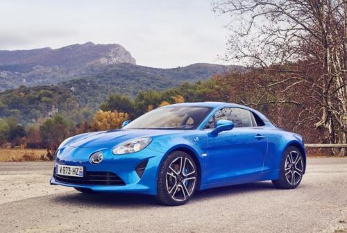 alpine a110 premiere edition 2018-17