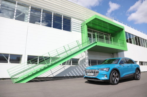 audi e-tron 55 quattro 95 kwh edition one 2019 photo laurent sanson-10 (1)