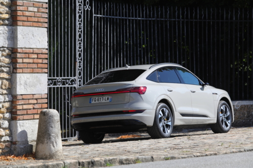 audi e-tron sportback 55 quattro 2020 photo laurent sanson-08