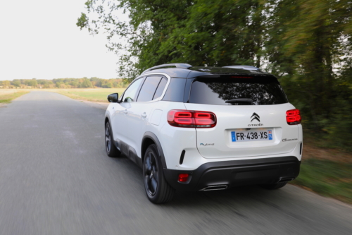 citroen c5 aircross hybrid 225 shine pack 2021 photo laurent sanson-21