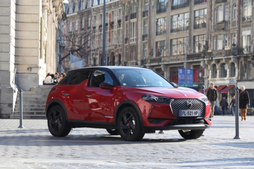 ds 3 crossback e-tense 2020 photo laurent sanson-10