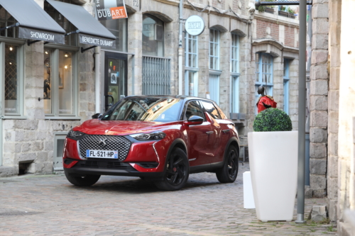 ds 3 crossback e-tense 2020 photo laurent sanson-12
