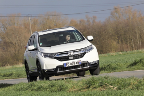 honda cr-v hybrid awd 2020 photo laurent sanson-24