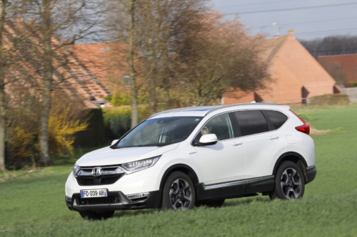 honda cr-v hybrid awd 2020 photo laurent sanson-25