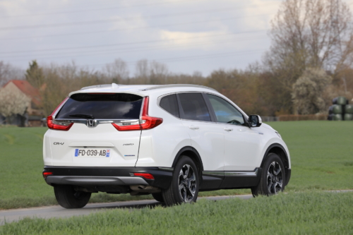 honda cr-v hybrid awd 2020 photo laurent sanson-26