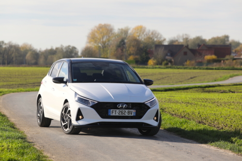 hyundai i20 3 t-gdi 100 hybrid 48v 2021 photo laurent sanson-02