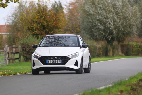 hyundai i20 3 t-gdi 100 hybrid 48v 2021 photo laurent sanson-23