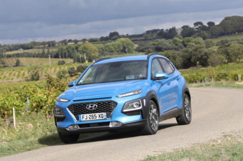 hyundai kona hybrid edition one 2020 photo laurent sanson-16