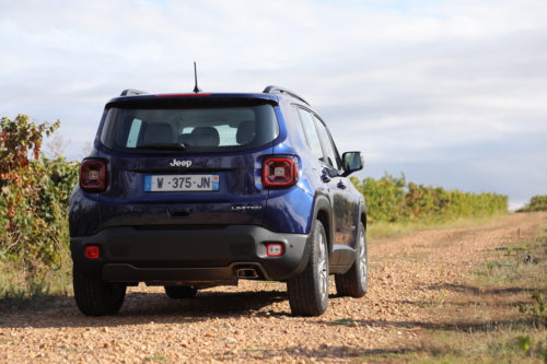 jeep renegade t3 120 limited my19-02