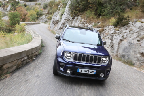 jeep renegade t3 120 limited my19-20