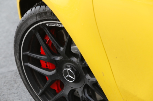 mercedes-amg a45s 4matic 2021 photo laurent sanson-08