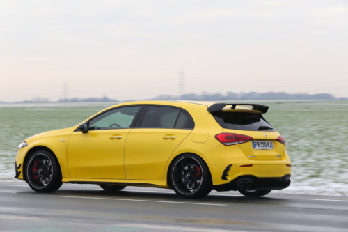 mercedes-amg a45s 4matic 2021 photo laurent sanson-18