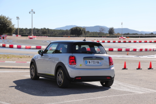 mini hatch cooper se electrique greenwich 2020 photo laurent sanson-02