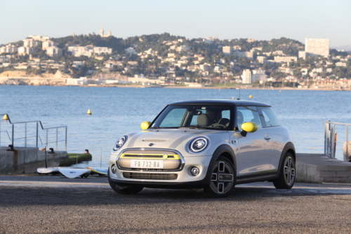 mini hatch cooper se electrique greenwich 2020 photo laurent sanson-03