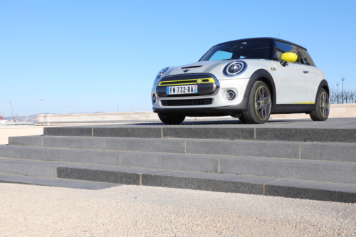 mini hatch cooper se electrique greenwich 2020 photo laurent sanson-08