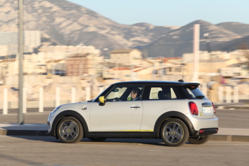 mini hatch cooper se electrique greenwich 2020 photo laurent sanson-23