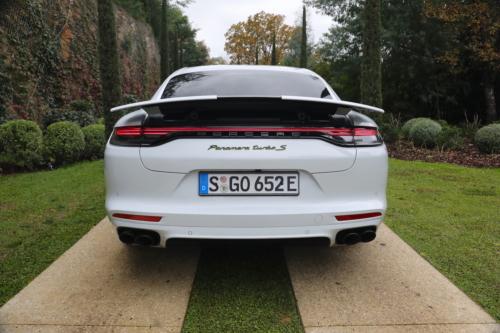 porsche panamera turbo s e-hybrid 2021 photo laurent sanson-12