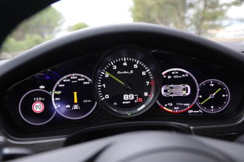 porsche panamera turbo s e-hybrid 2021 photo laurent sanson-19