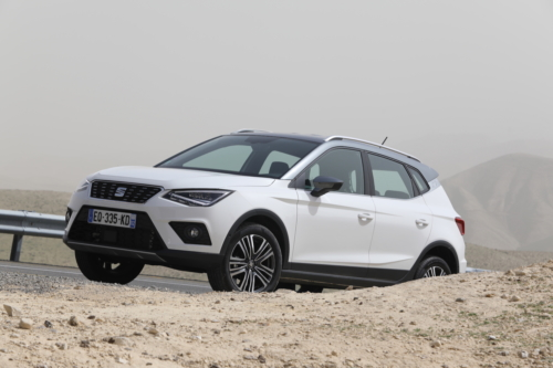 seat arona tsi 115 xcellence 2018 photo laurent sanson-12