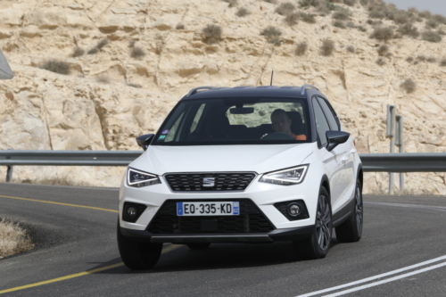 seat arona tsi 115 xcellence 2018 photo laurent sanson-28