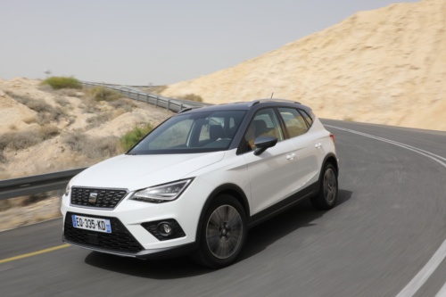 seat arona tsi 115 xcellence 2018 photo laurent sanson-34