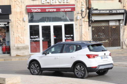 seat arona tsi 115 xcellence 2018 photo laurent sanson-36