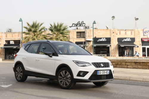 seat arona tsi 115 xcellence 2018 photo laurent sanson-37
