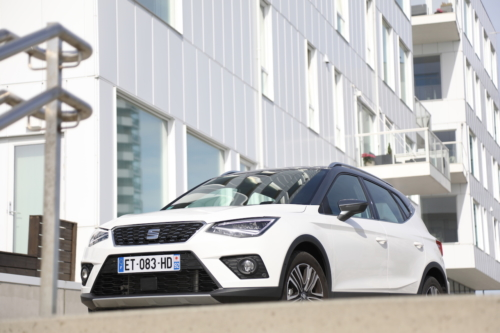 seat arona tsi 115 xcellence 2019 photo laurent sanson-02