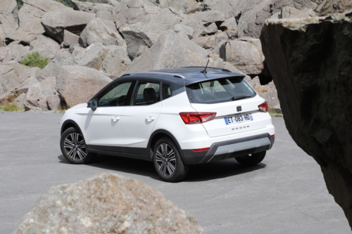 seat arona tsi 115 xcellence 2019 photo laurent sanson-05