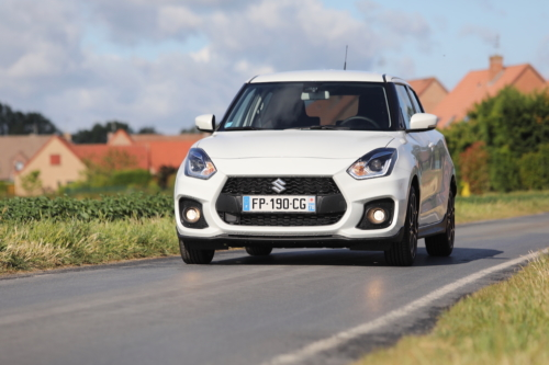 suzuki swift sport hybrid 2020 photo laurent sanson-02
