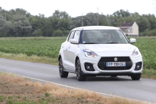 suzuki swift sport hybrid 2020 photo laurent sanson-20