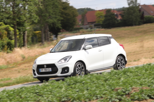suzuki swift sport hybrid 2020 photo laurent sanson-21