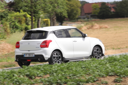 suzuki swift sport hybrid 2020 photo laurent sanson-23